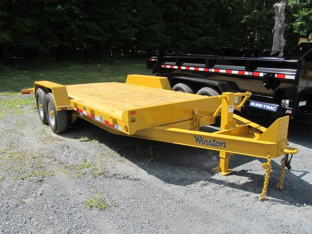 Winston 7 Ton 19 Ft BW Tilt Equipment Trailer