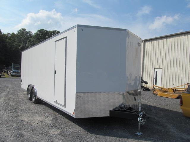 ITI Cargo Honor Line 8 X 24 10K V Front Car / Racing Trailer