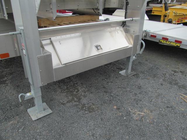 Eby 15900 GVW Flatbed GN Equipment Trailer