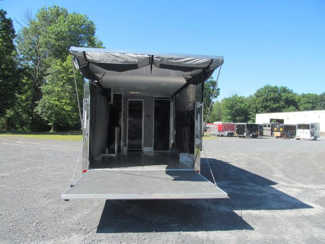 2017 ATC (Aluminum Trailer Co) 8.5 x 20 Toy Hauler