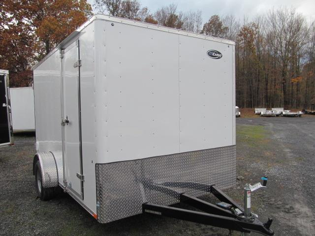 ITI Cargo Honor Line 7 X 12 Single Axle Cargo / Enclosed Trailer