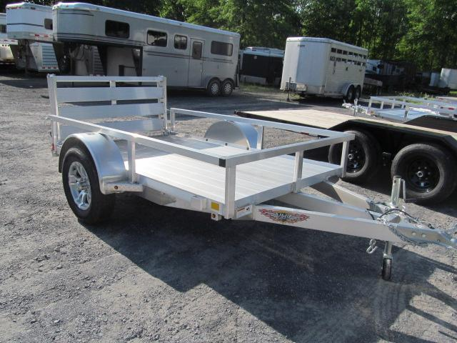 H and H Trailer 60 X 8 Aluminum Utility Trailer