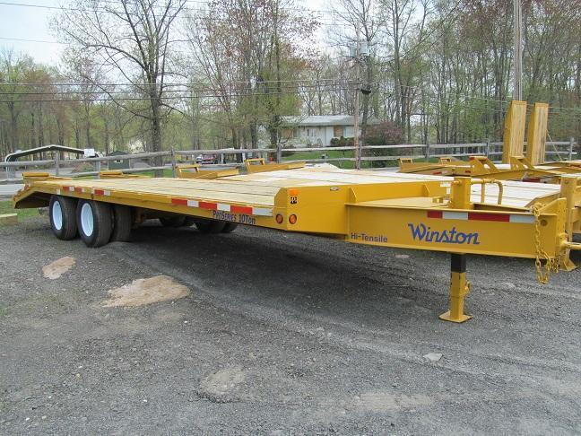 Winston 10 Ton ProSeries Equipment Trailer
