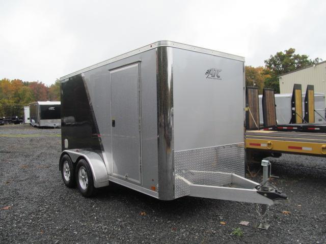 2015 ATC 6'x12' All Aluminum Enclosed Cargo Trailer
