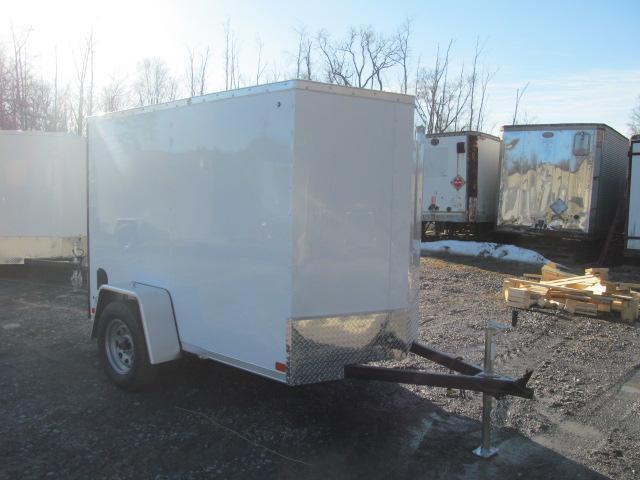 ITI Cargo Stock-Aide 5 X 8 Enclosed