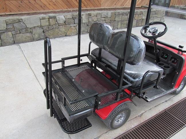Cricket SX3 Electric Sport Vehicle Golf Cart
