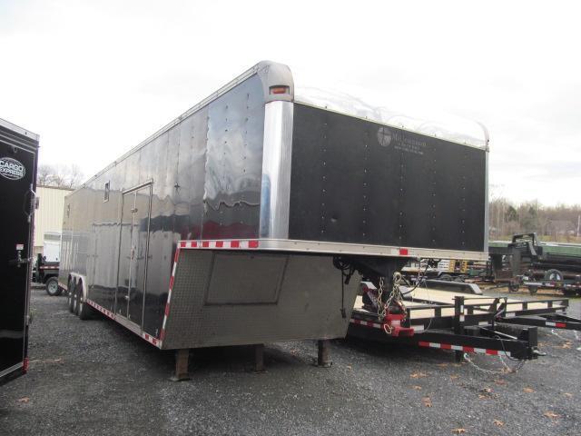 2007 Vintage Trailers 8.5 X 32 GN Enclosed Enclosed Cargo Trailer