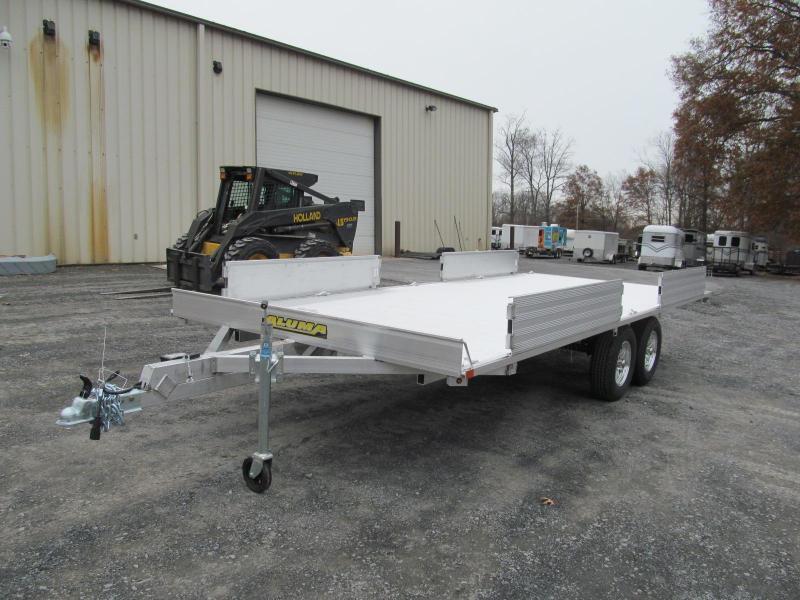 Aluma A8818 ATV Utility Trailer