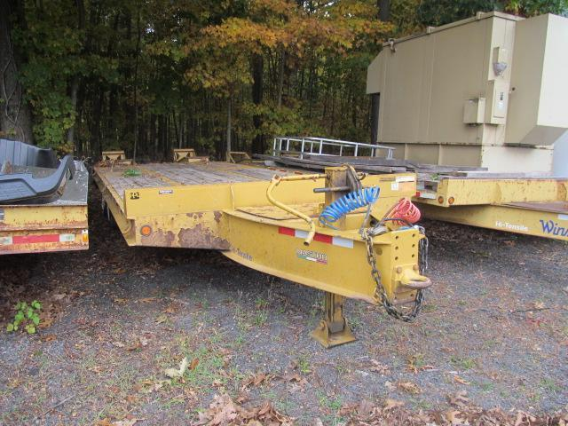 2014 Winston 20 Ton Equipment Trailer