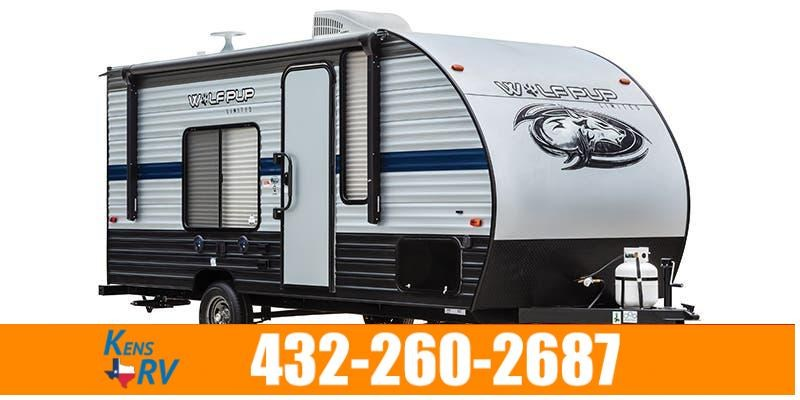 2022 Forest River Wolf Pup 16HE Travel Trailer RV
