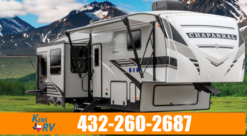 2019 Coachmen Chaparral 27RKS Fifth Wheel Campers RV