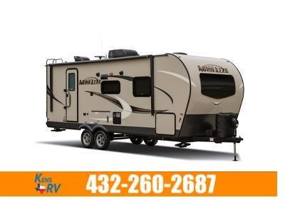 2020 Forest River Rockwood Mini Lite 2204S Travel Trailer RV