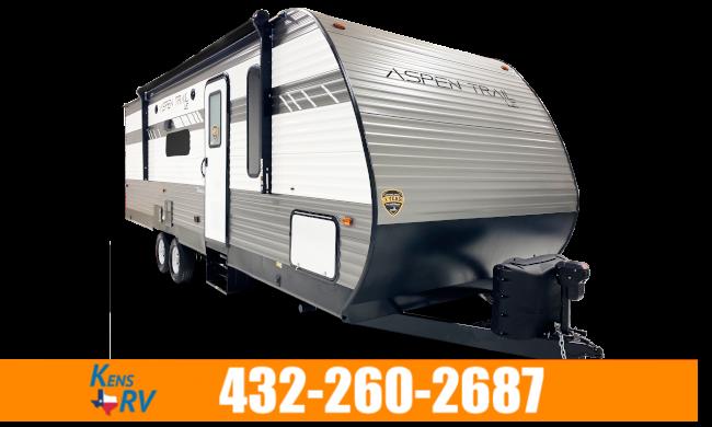 2021 Dutchmen Mfg Aspen Trail LE 29BB Travel Trailer RV