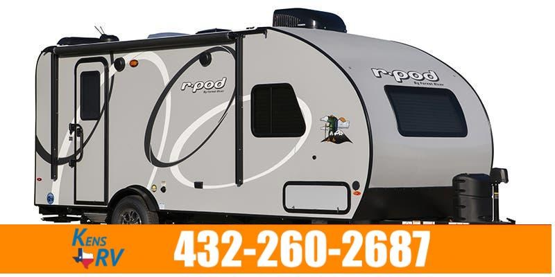 2021 Forest River R-Pod RPT-192-80 Travel Trailer RV