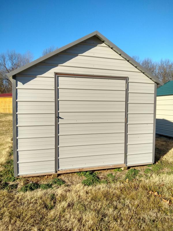 2021 BACKYARD PORTABLE BUILDINGS Metal Building
