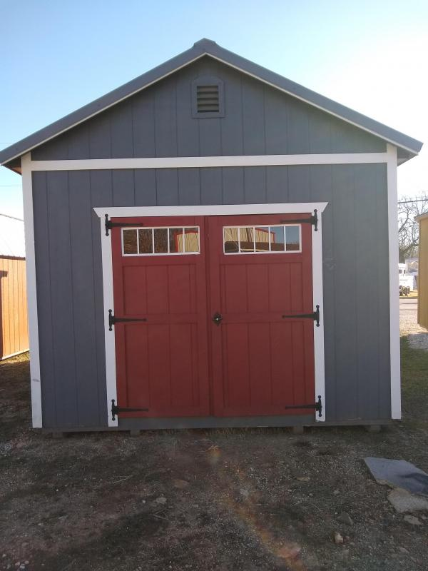 2021 BACKYARD PORTABLE BUILDINGS CARRIAGE HOUSE