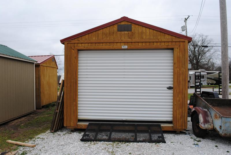 2021 BACKYARD PORTABLE BUILDINGS Garage/Carport