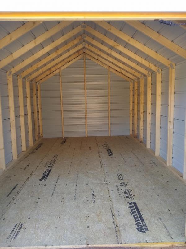 2021 BACKYARD PORTABLE BUILDINGS 8' X 12' - 16' X 40' Utility Shed