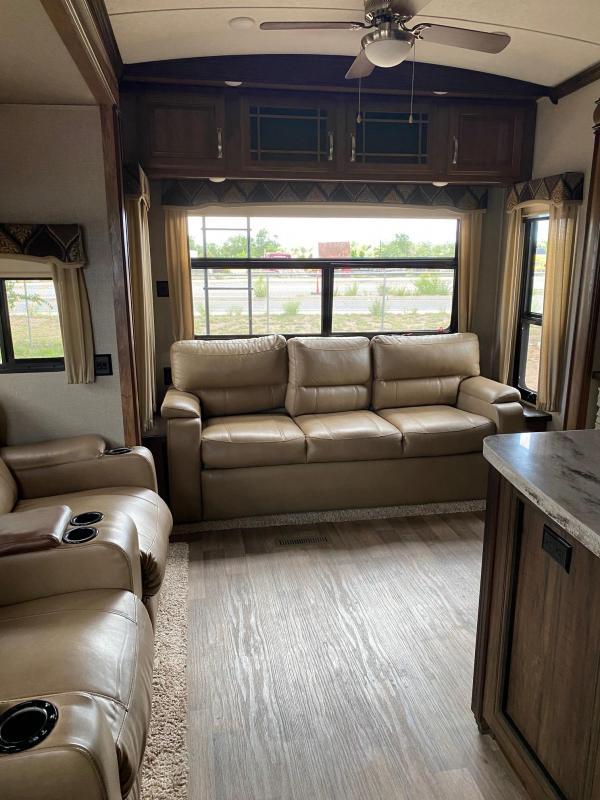 2018 Keystone RV Montana M-3920 FB Fifth Wheel Campers RV