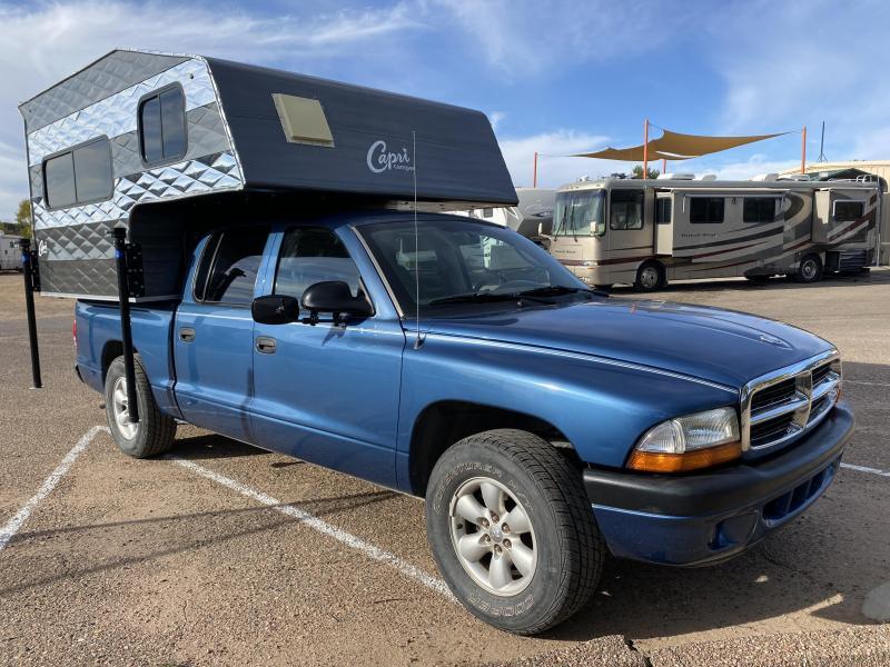 2004 Dodge Dakota Truck/ 2017 Capri Camper
