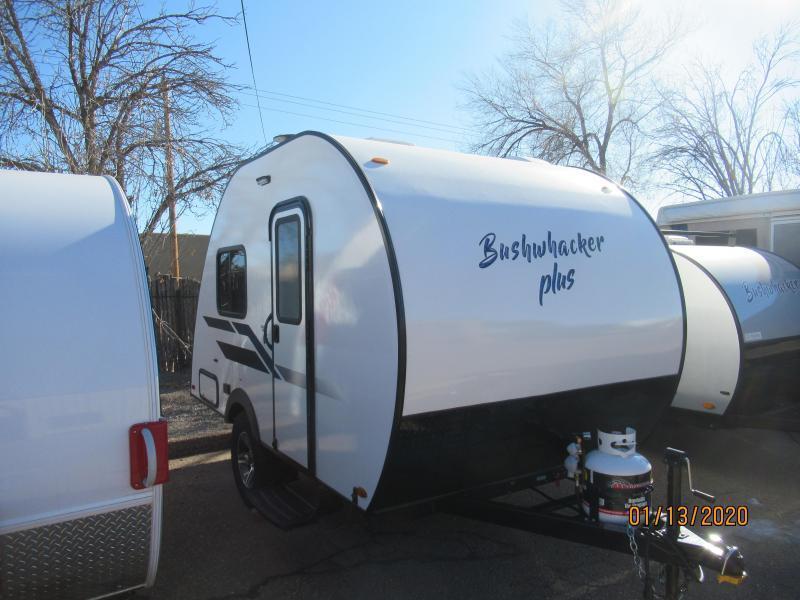 2021 Braxton Creek Bushwacker  Plus Teardrop RV