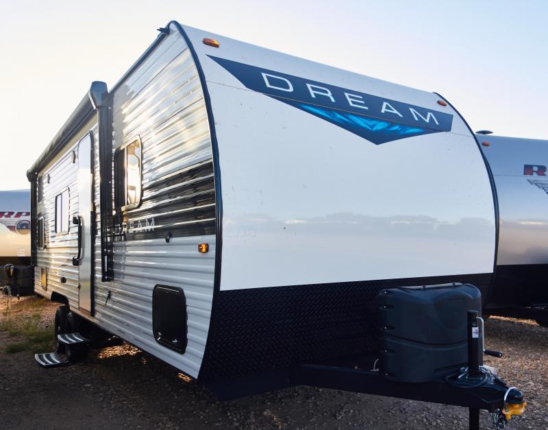 2021 Chinook Dream D290DBS Travel Trailer