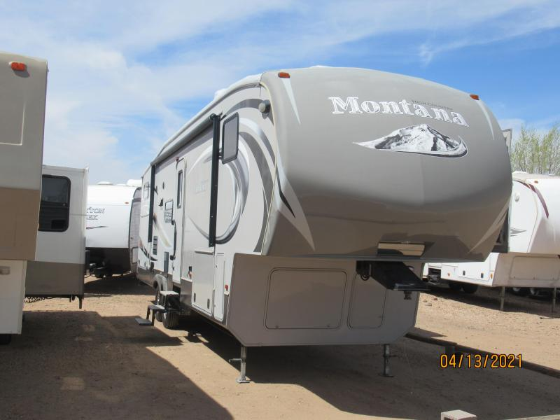 2013 Keystone RV Montana High Country 338DB