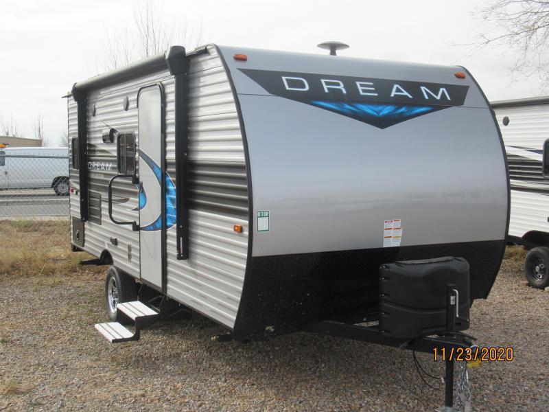 2021 Chinook Dream D177RD Travel Trailer