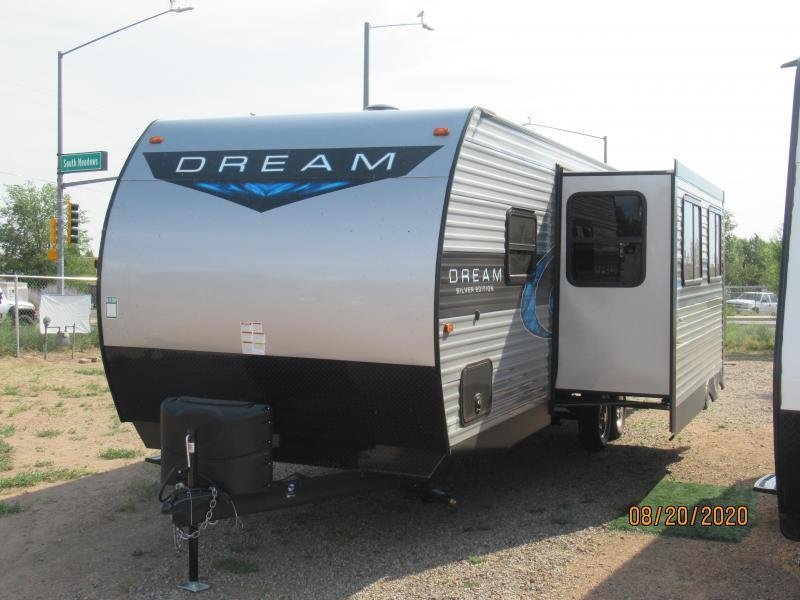 2021 Chinook Dream D290DBS Travel Trailer