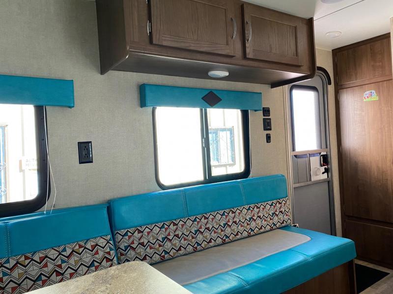 2017 Little Guy Serro Scotty S14RB Travel Trailer RV