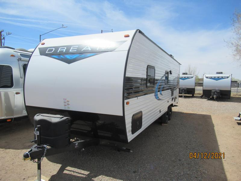 2021 Chinook Dream D259RB Travel Trailer RV