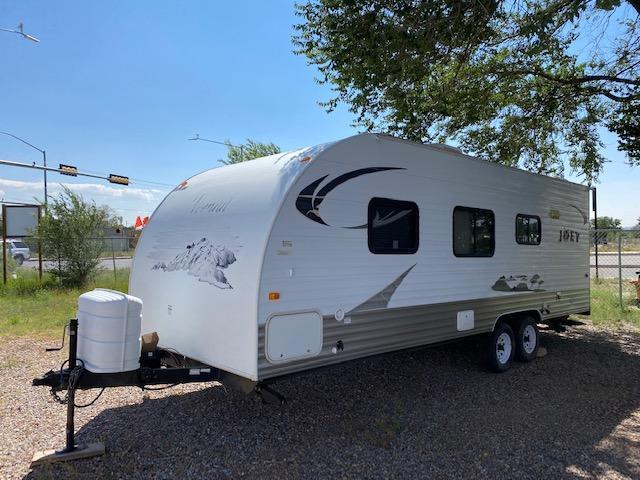 2012 Skyline RV Nomad M-207 Travel Trailer RV