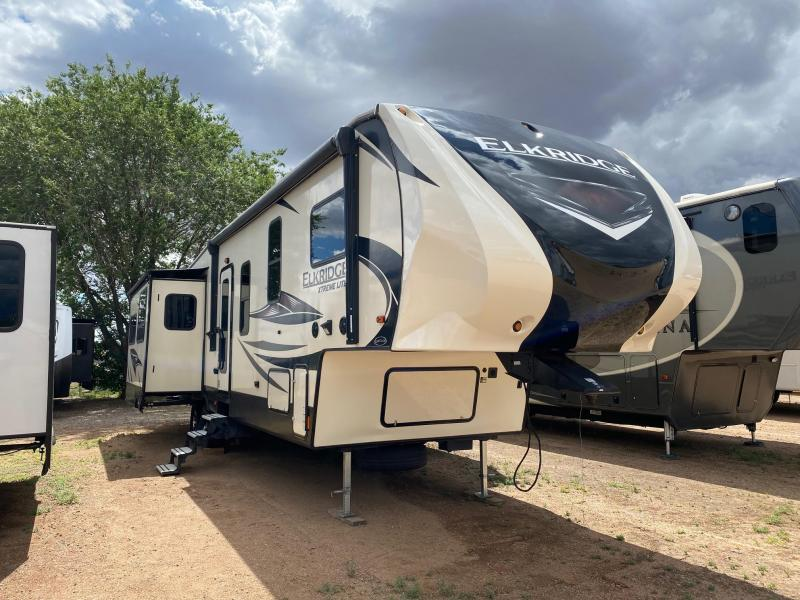 2018 Heartland RV Elkridge E361 Fifth Wheel Campers RV
