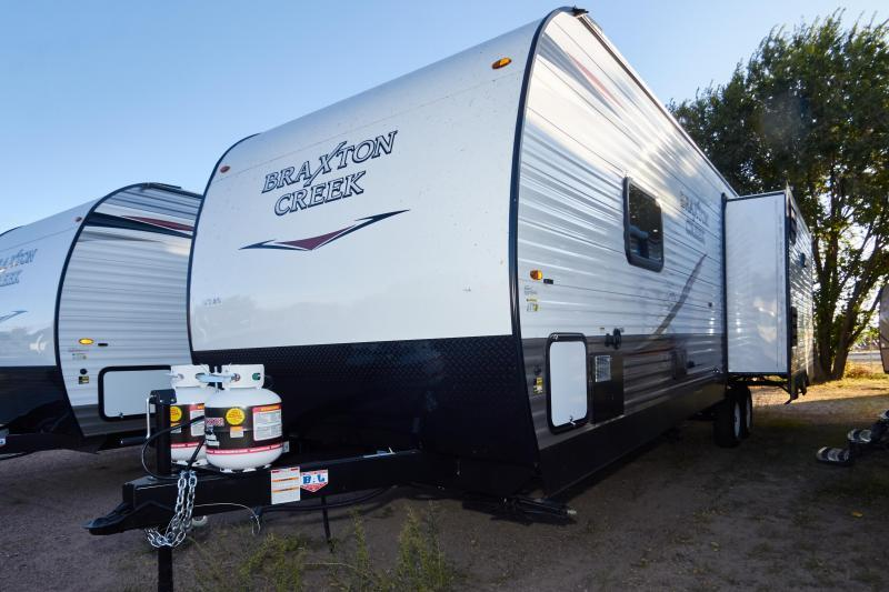 2020 Braxton Creek 320 RLS Travel Trailer RV