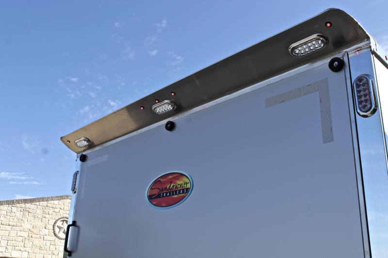 2021 Sundowner 2286GM Toy Hauler with 20ft Garage
