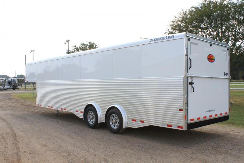 2021 Sundowner Trailers 28ft Commercial Grade Cargo Trailer