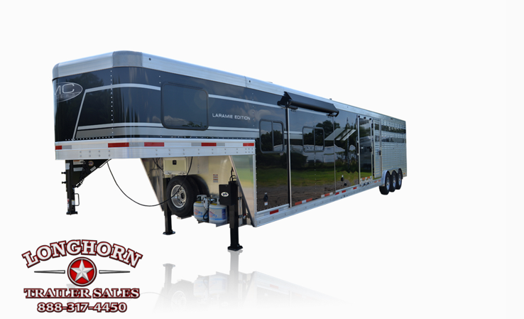 2021 SMC Stock Living Quarter with Slide Out and Bunks Coming Soon