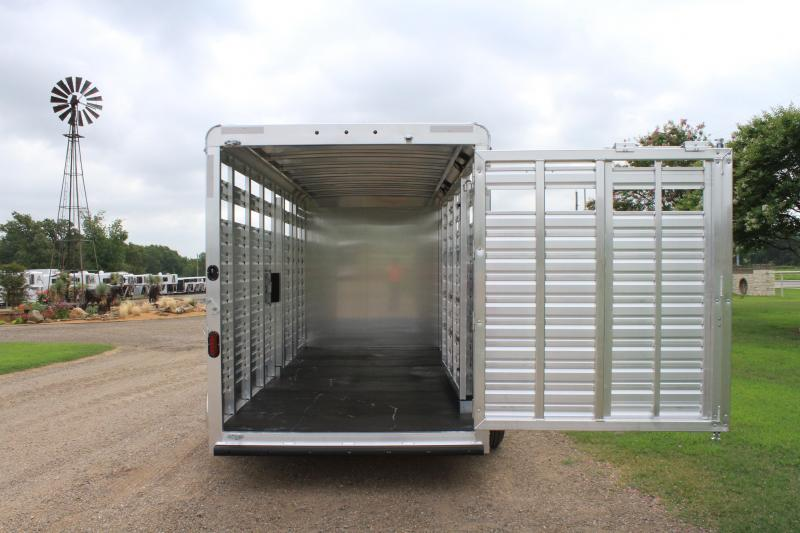2020 Exiss 20ft Stock Combo with 4ft Tack Room