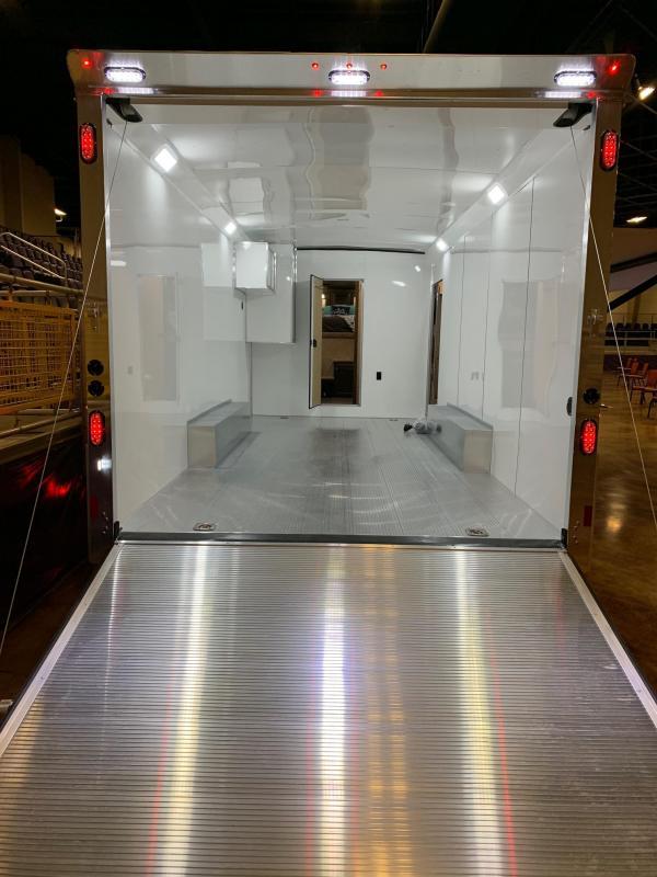 2021 Sundowner 1786GM Toy Hauler with 20ft Garage