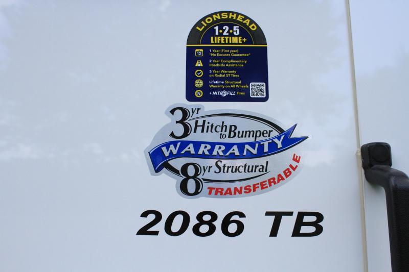 2022 Sundowner  Trail Blazer 20' Bp Travel Trailer RV