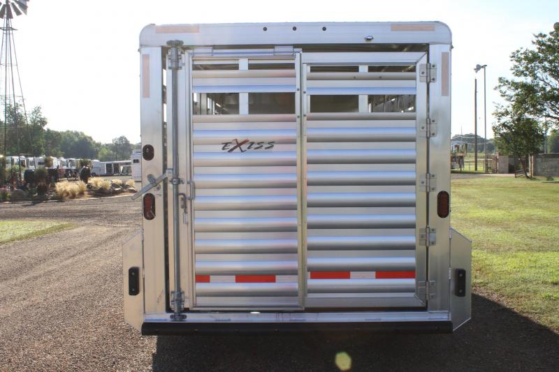 2020 Exiss 20ft Stock Combo HD Model with Rubber Mats