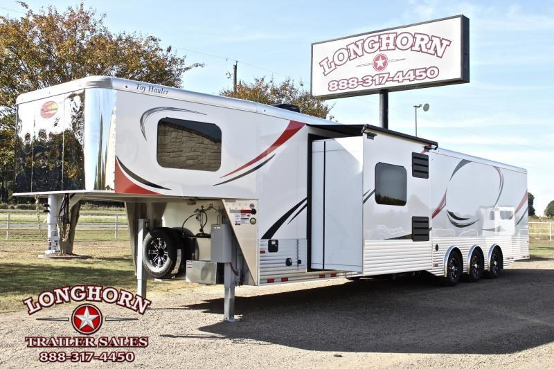 2021 Sundowner Trailers Sundowner 2586SGM Slide Out Toy Hauler Toy Hauler RV