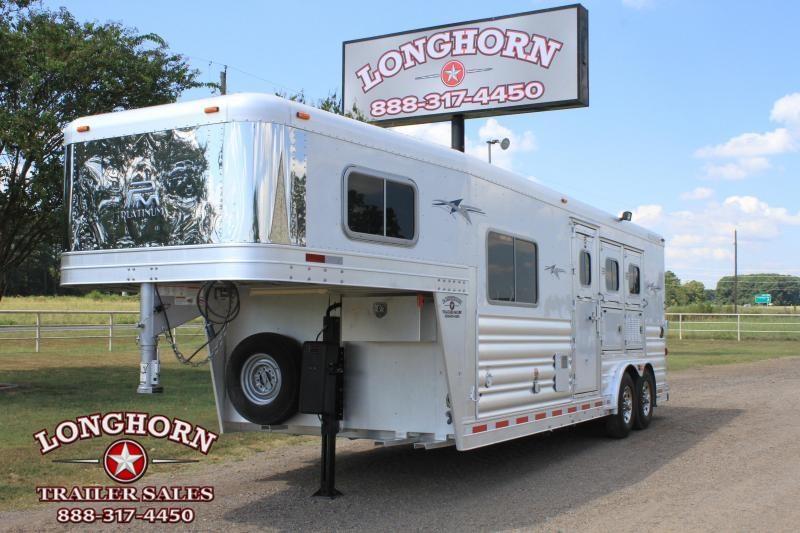 2013 Platinum Coach 3 Horse 8' Lq w/ Generator
