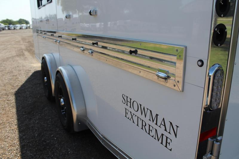 2021 Sundowner Trailers 20ft Low Pro Bumper Pull 7.5ft Wide Livestock Trailer