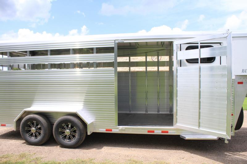 2022 Sundowner Trailers 20' Stock combo Livestock Trailer