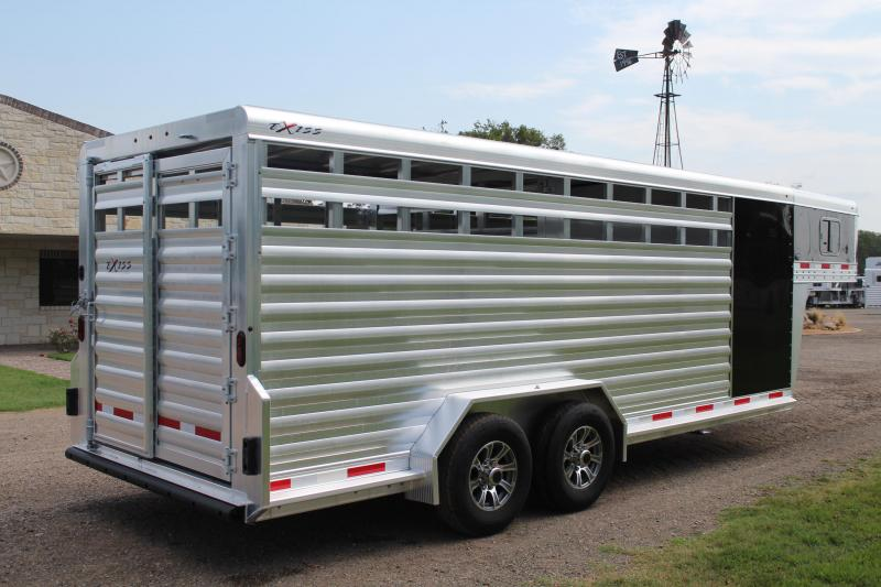 2021 Exiss 20ft Stock Combo HD Model with Rubber Mats