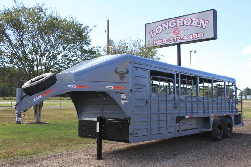 2022 Swift Built 24ft Stock Combo with Tack Boxes