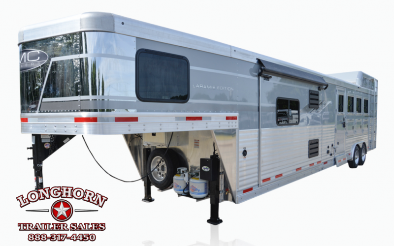 2021 SMC Horse Trailers 4 Horse 15ft Living Quarter Coming Soon