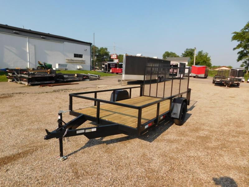 2021 BND S12 6x12 Other Trailer