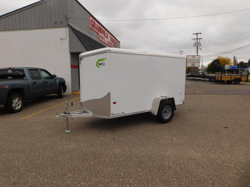 2022 NEO Trailers NAV105SR6 Cargo / Enclosed Trailer